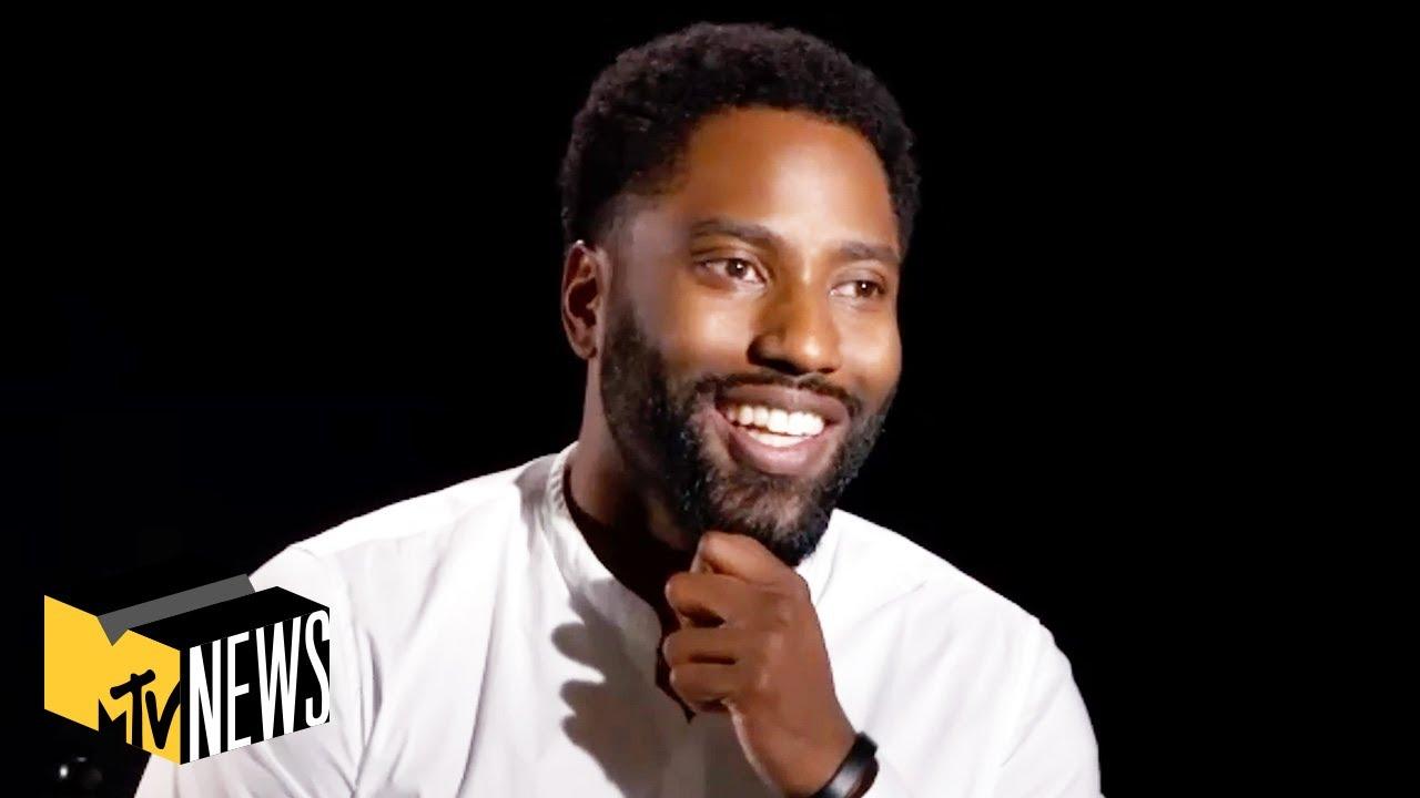 John David Washington on 'Tenet' & Working w/ Zendaya   MTV News