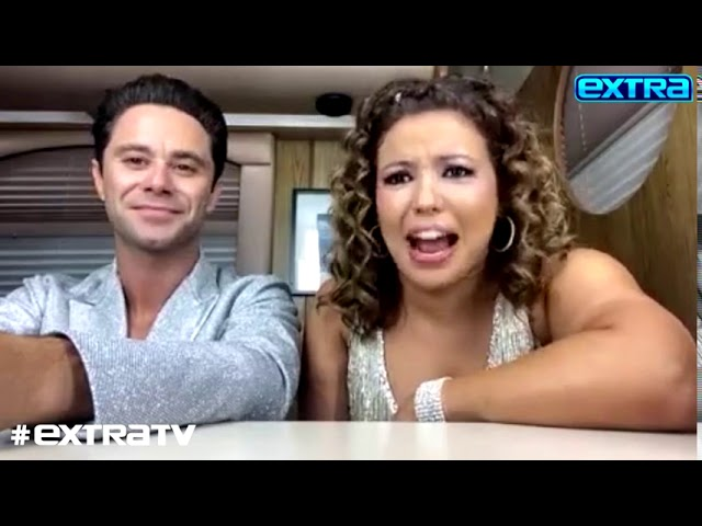 Justina Machado Talks Performing on 'DWTS' Without a Real Audience