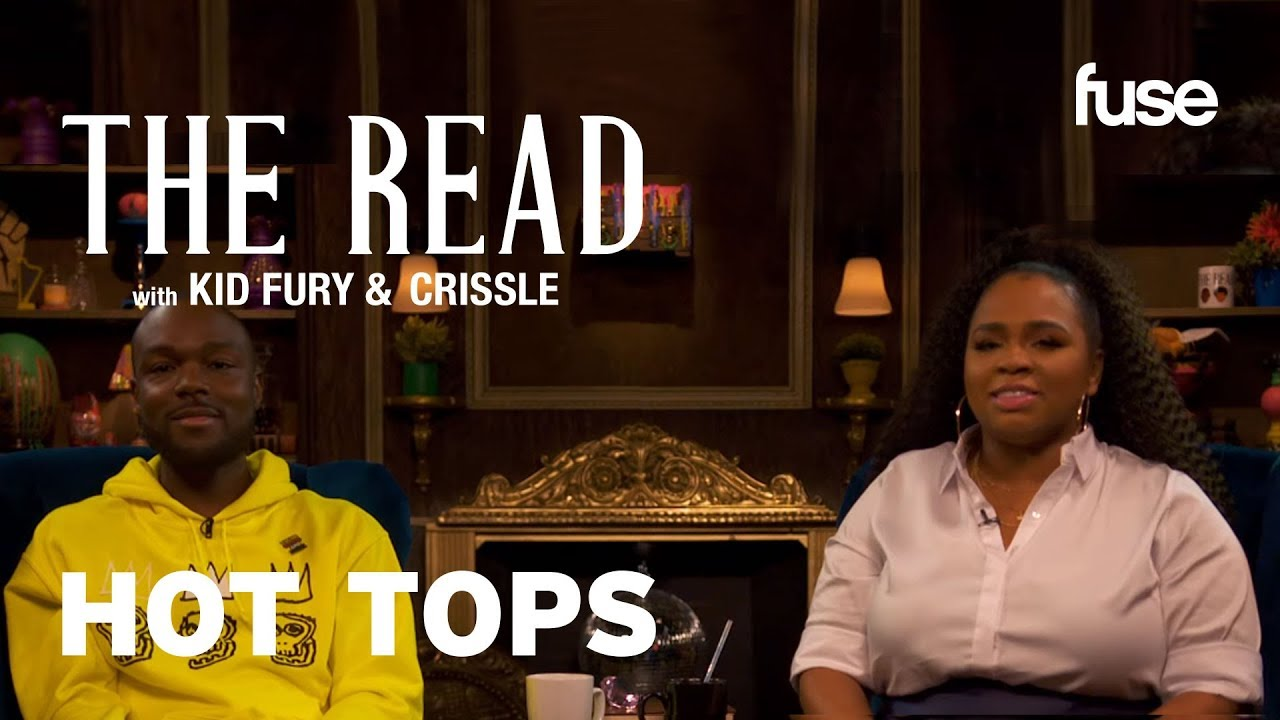 Let's Puff Puff Pass This Entire 2020 Election | Hot Tops | The Read with Kid Fury & Crissle | Fuse