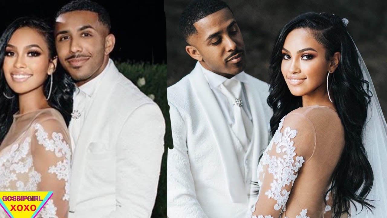 Marques Houston shares his Teen Wife to the world, while hiding his secrets in the dark