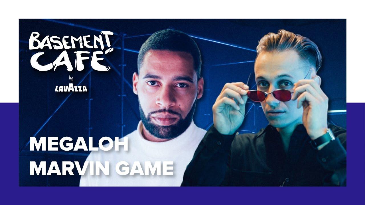 Marvin Game & Megaloh Interview: Major Label, Rassismus, Kapitalismus und Vorschüsse | Basement Café