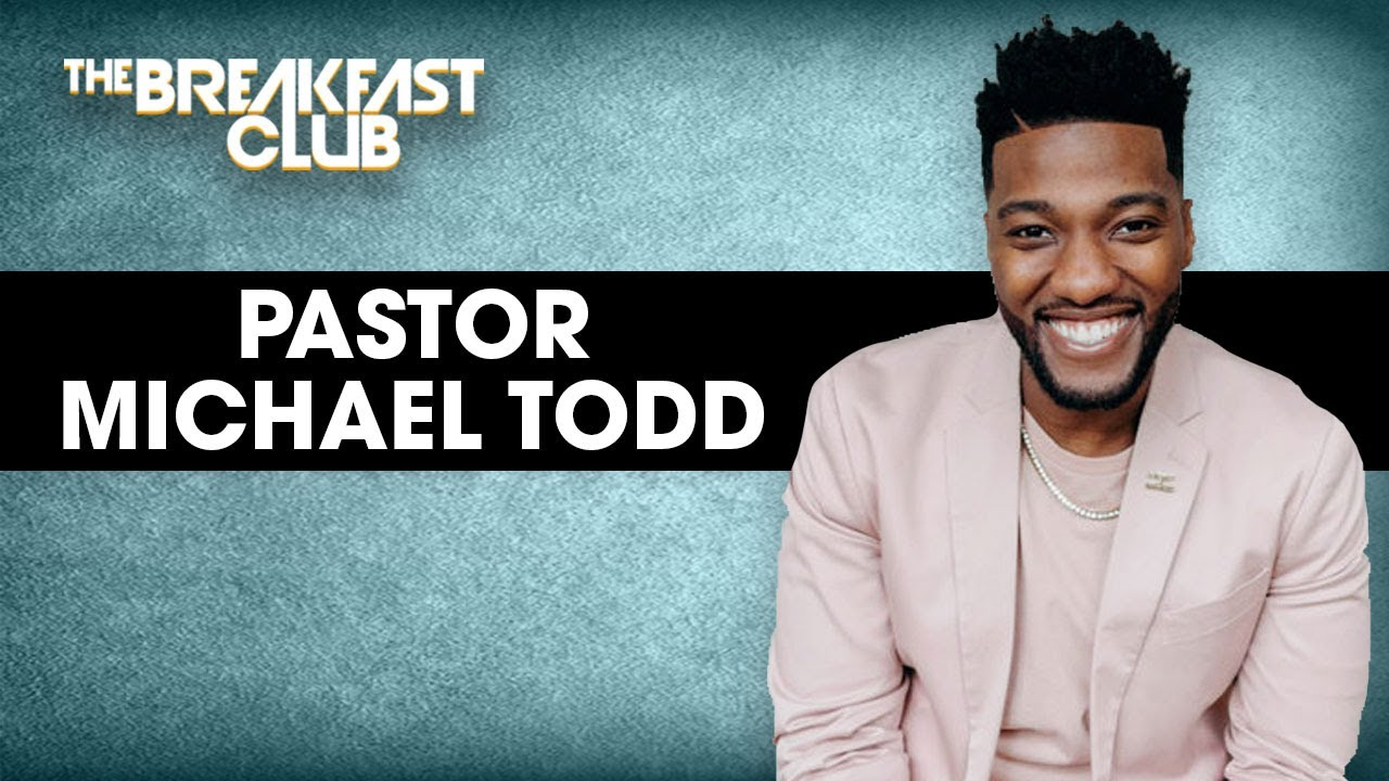 Pastor Michael Todd On Relationship Goals, Building Trust, Connections + More
