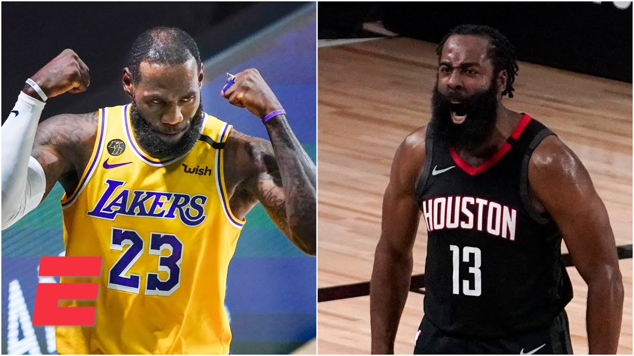 Previewing the star-studded Lakers vs. Rockets series | Keyshawn, JWill & Zubin
