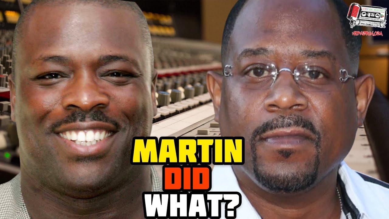 "Reginald ""Bruh Man"" Ballard Never Heard Before Story About Martin RIPPING Martin Show Producers!"