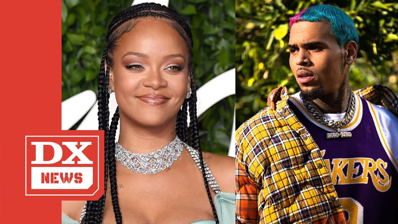 Rihanna Says She 'Truly Loves' Chris Brown Even After The Infamous Incident