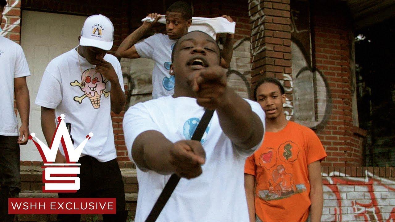 "Rocko Ballin - ""No Cap"" (Official Music Video - WSHH Exclusive)"