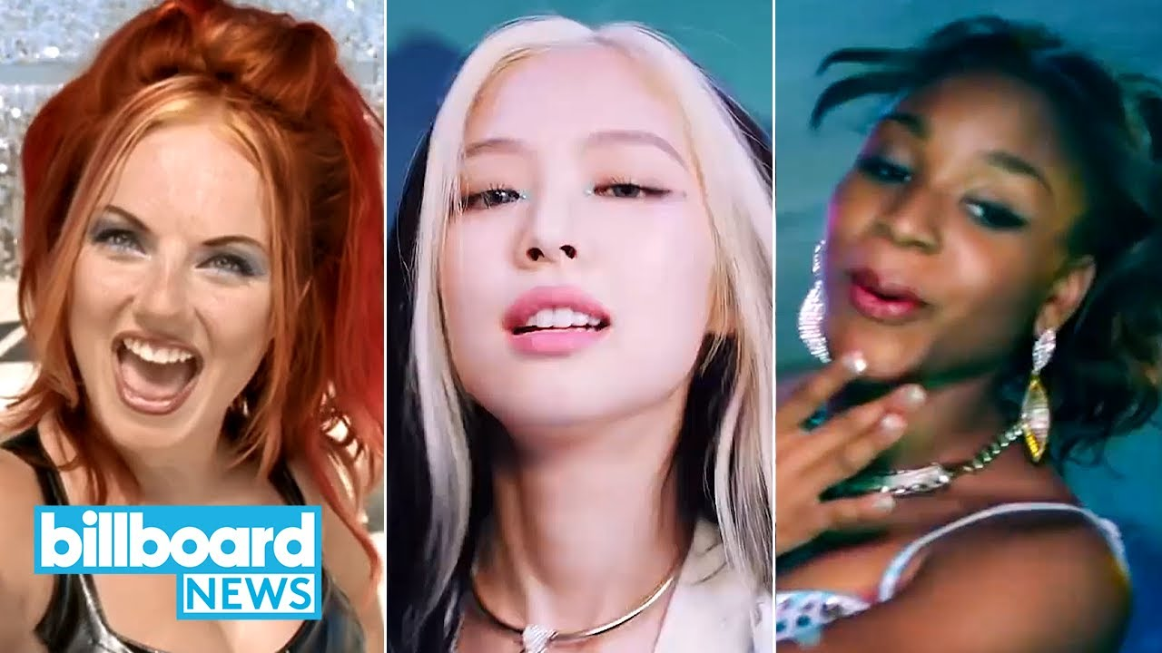 Spice Girls, Blackpink & More: A Look At The Most Iconic Girl Groups Of All Time | Billboard News