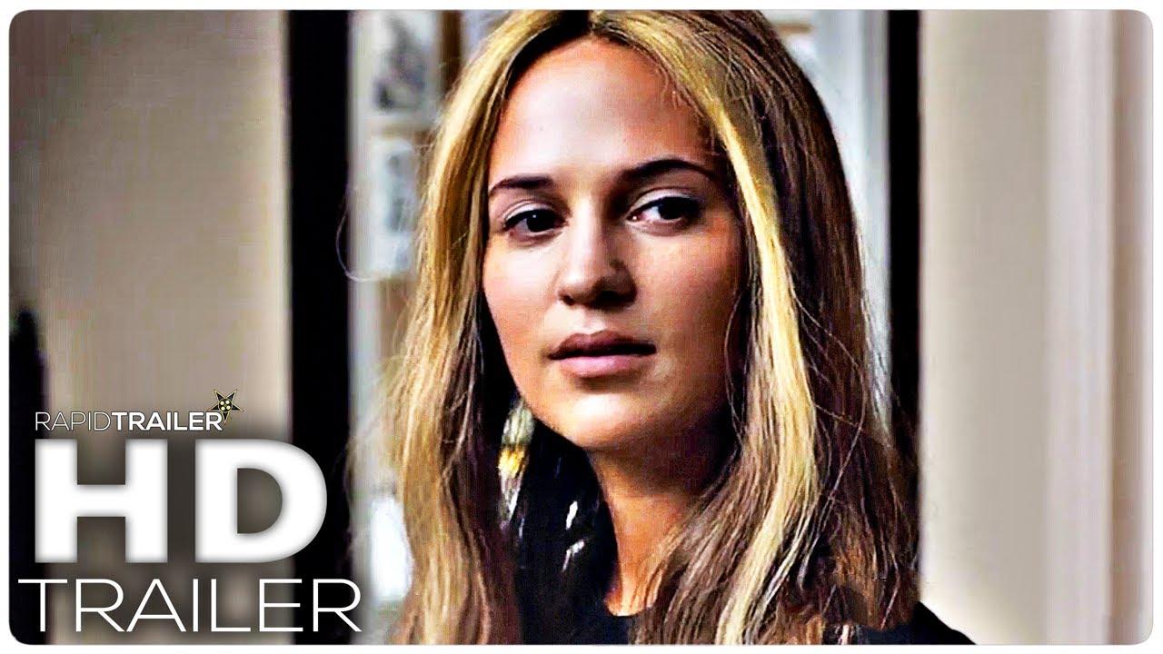THE GLORIAS Official Trailer (2020) Alicia Vikander, Julianne Moore Movie HD
