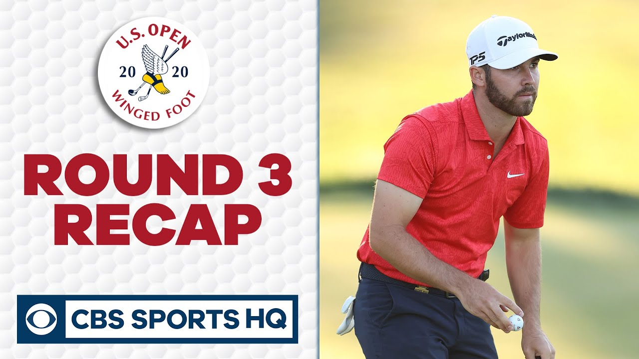 US Open Round 3 Recap: Wolff goes low, aims to be youngest champ since Bobby Jones | CBS Sports HQ