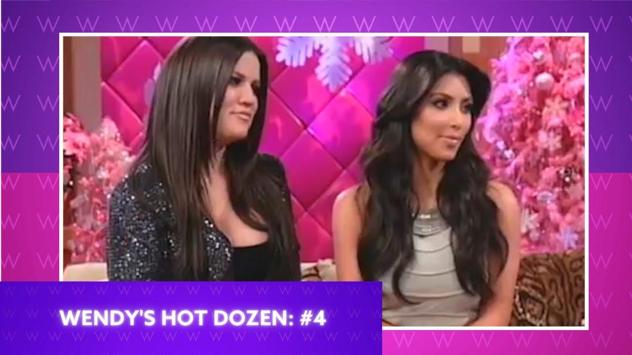 Wendy's Hot Dozen | Khloé and Kim Talk Tattoos