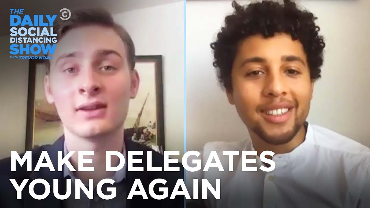 What Is the Young Delegates Coalition? | The Daily Social Distancing Show
