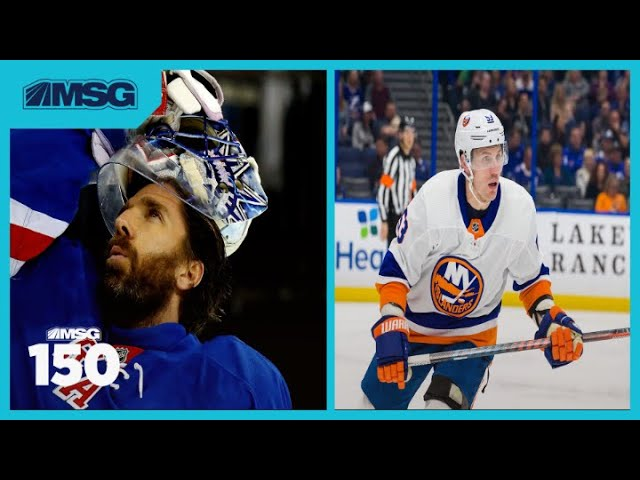 Who Will Be In Net For Rangers & What To Expect From A Healthy Isles Team | The MSG 150