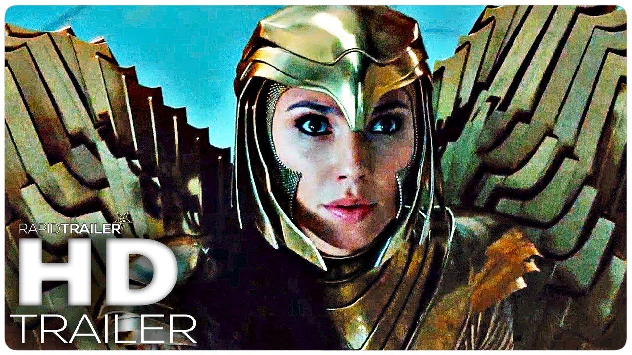 WONDER WOMAN 1984 Official Trailer #2 (2020) Gal Gadot, Superhero Movie HD