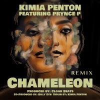 "Kimia Penton (@kimiapmusic) talks new single ""Chameleon"" remix [Interview]"