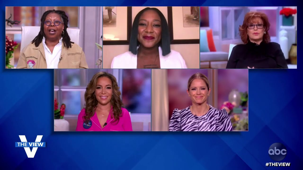 """Alicia Garza Shares About Her New Book """"The Purpose of Power""""   The View"""