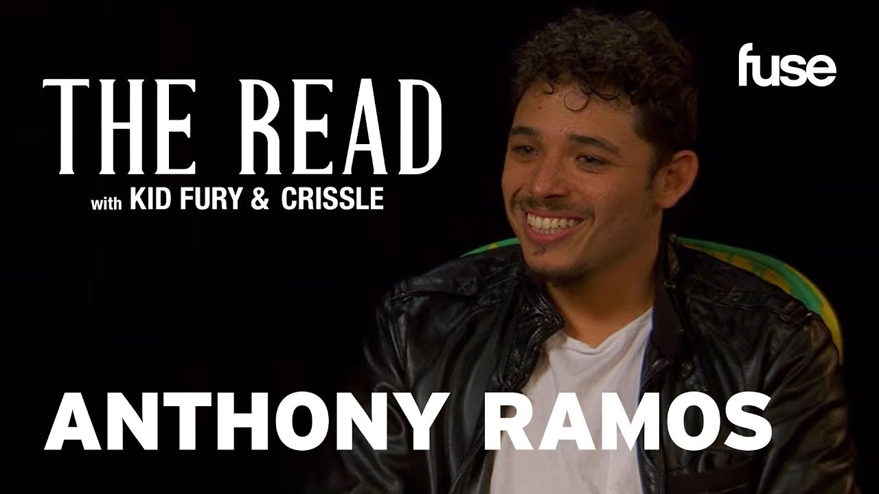 Anthony Ramos On 'The Good & The Bad' (Extended Cut)   The Read with Kid Fury & Crissle   Fuse