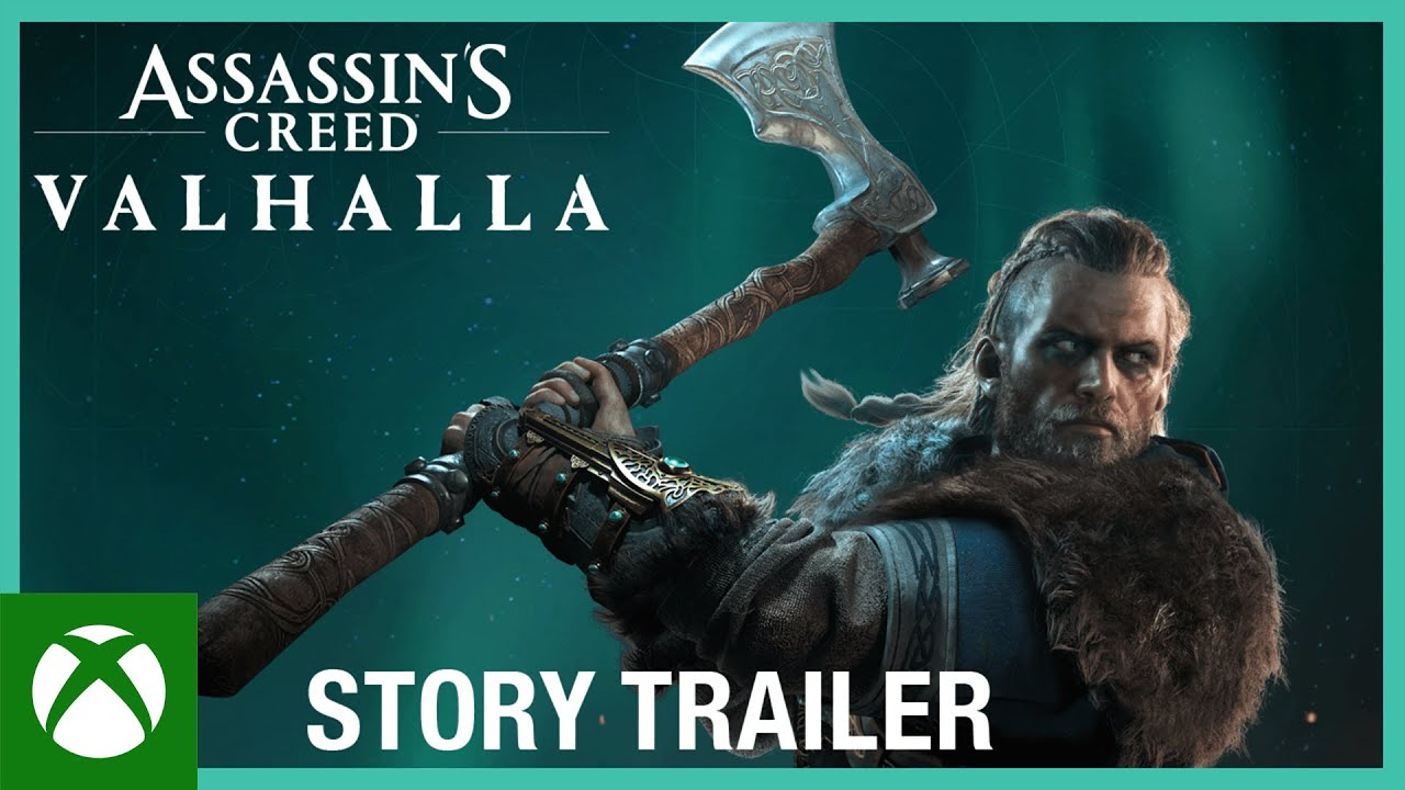 Assassin's Creed Valhalla: In-Game Story Trailer | Ubisoft [NA]