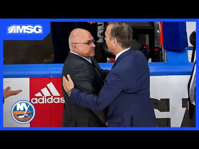 """Barry Trotz: """"We've Learned To Go The Distance"""" 