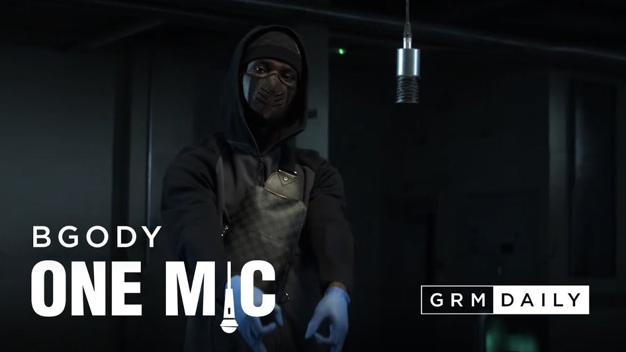 Bgody - One Mic Freestyle | GRM Daily