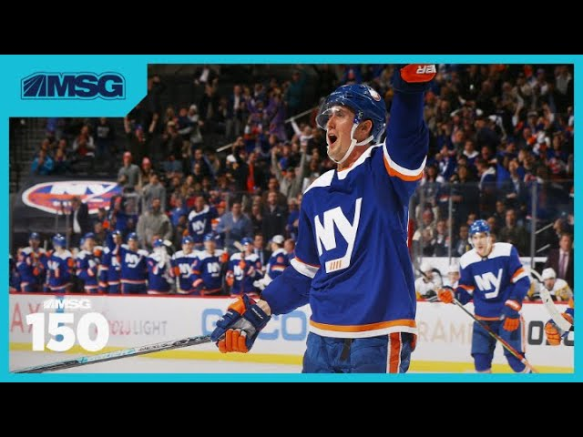 Brock Nelson Previews Isles 1st Round Matchup vs Panthers | The MSG 150