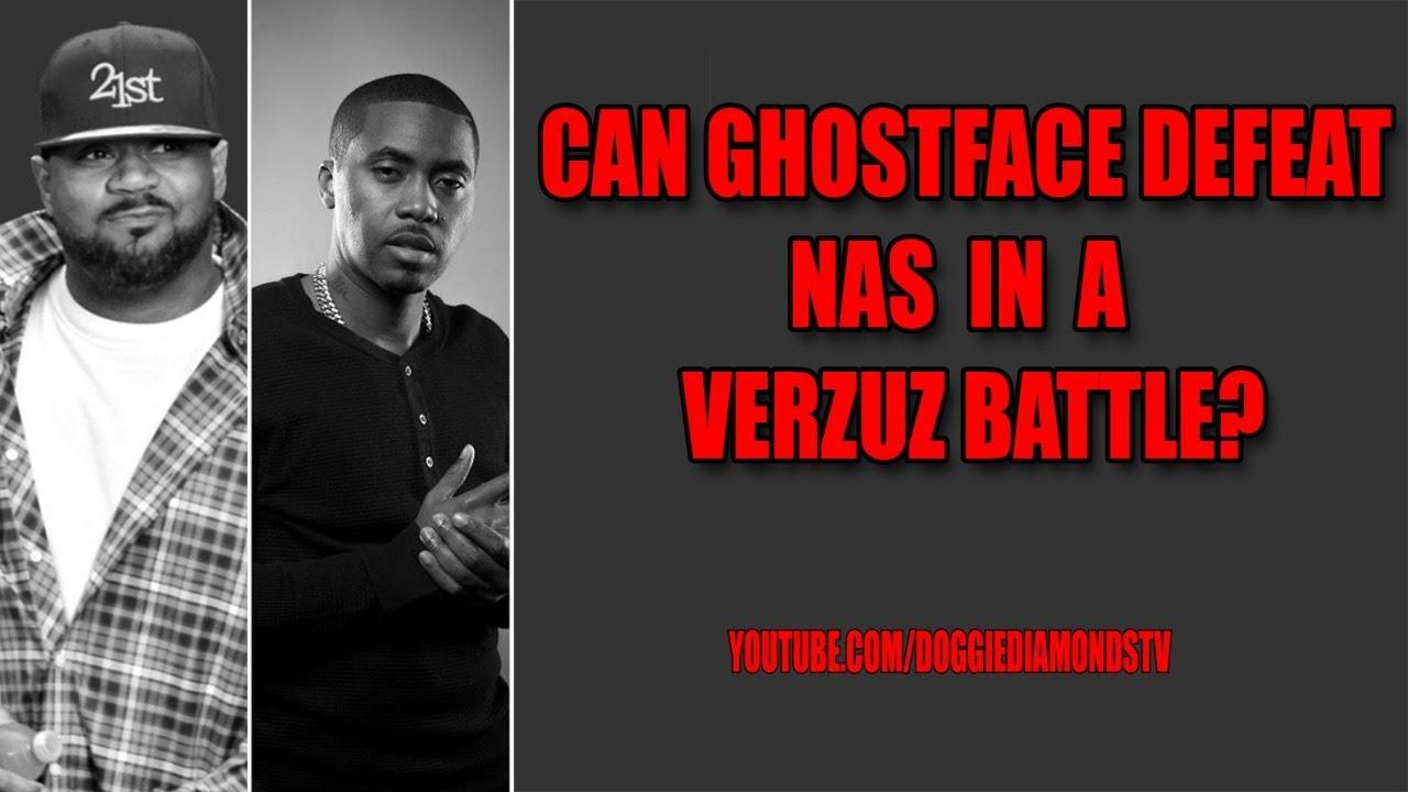 Can Ghostface Defeat Nas In A Verzuz Battle?