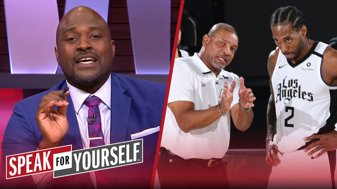 Clippers move on from Doc Rivers after 7 seasons — Marcellus Wiley reacts | NBA | SPEAK FOR YOURSELF