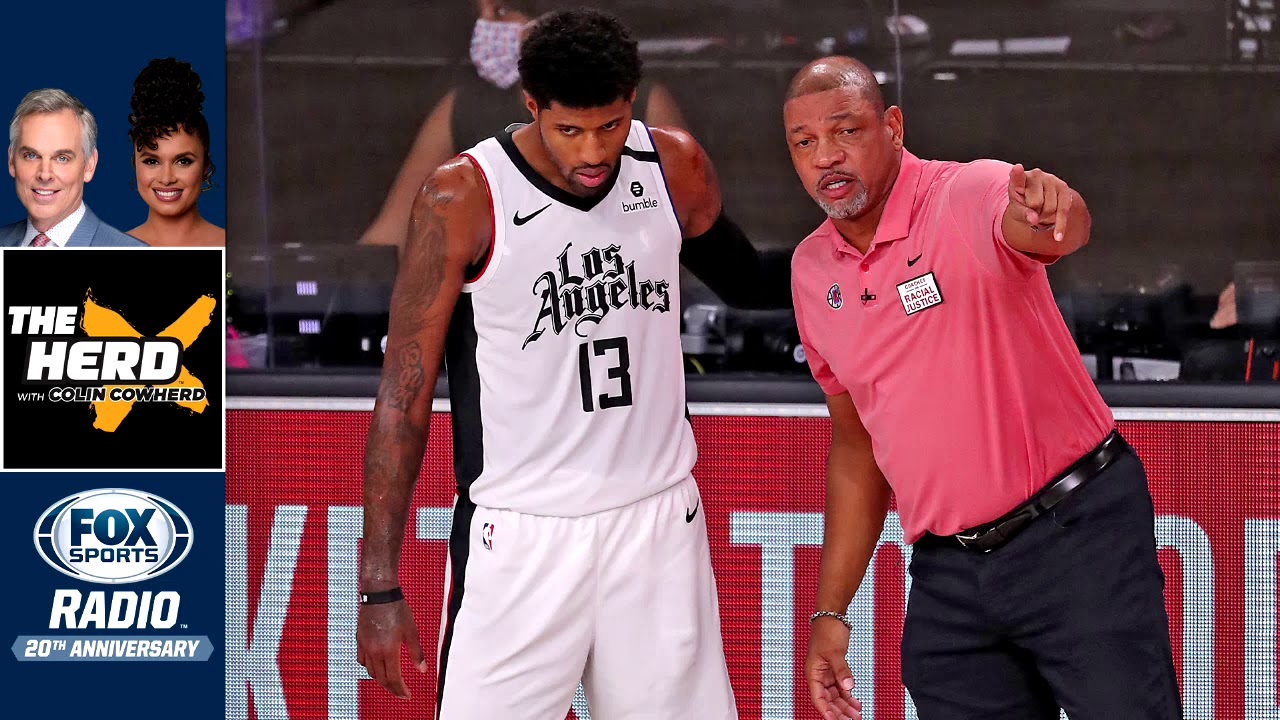 Colin Cowherd & Doug Gottlieb - Doc Rivers Got Fired Because Paul George is a Weak 'Number 2'