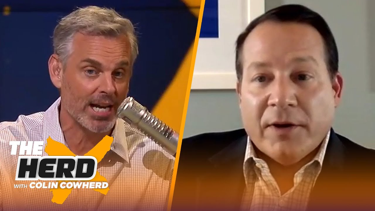 Cowboys have been disappointing, Wentz's struggles, talks Wilson & Baker — Mangini | NFL | THE HERD