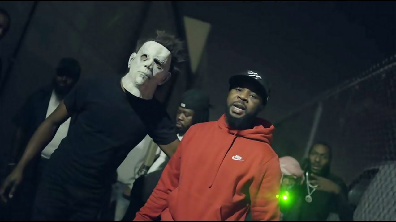 Dot Stacks - Spooky (2020 New Official Music Video) (Shot By DirectorKDavis) (Prod. By Emkay)