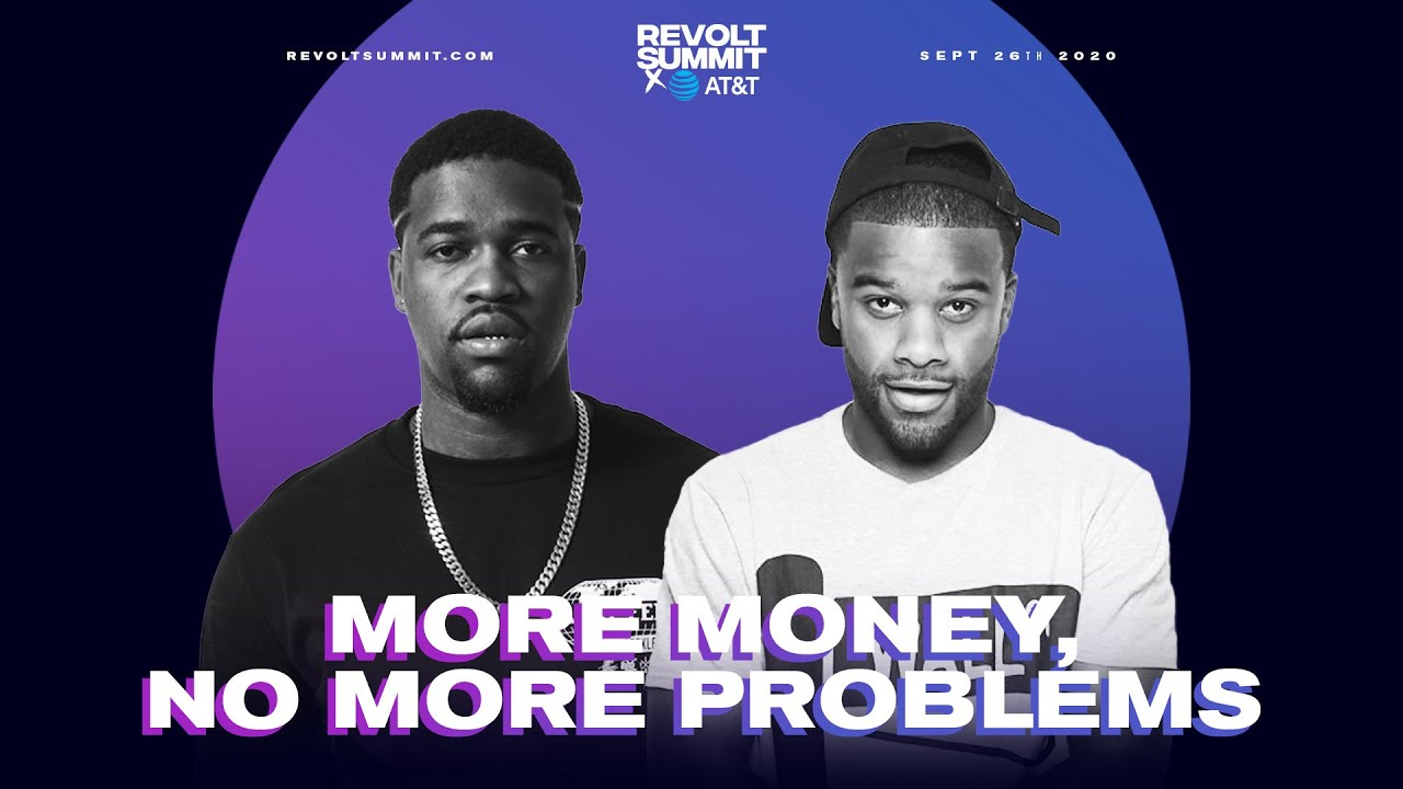 Financial Literacy with ASAP Ferg and Ross Mac | REVOLT SUMMIT