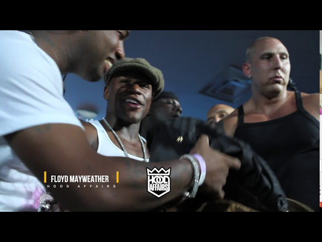 FLOYD MAYWEATHER MONEY AND GUCCI BAG GIVEAWAY ( UNRELEASED FOOTAGE )