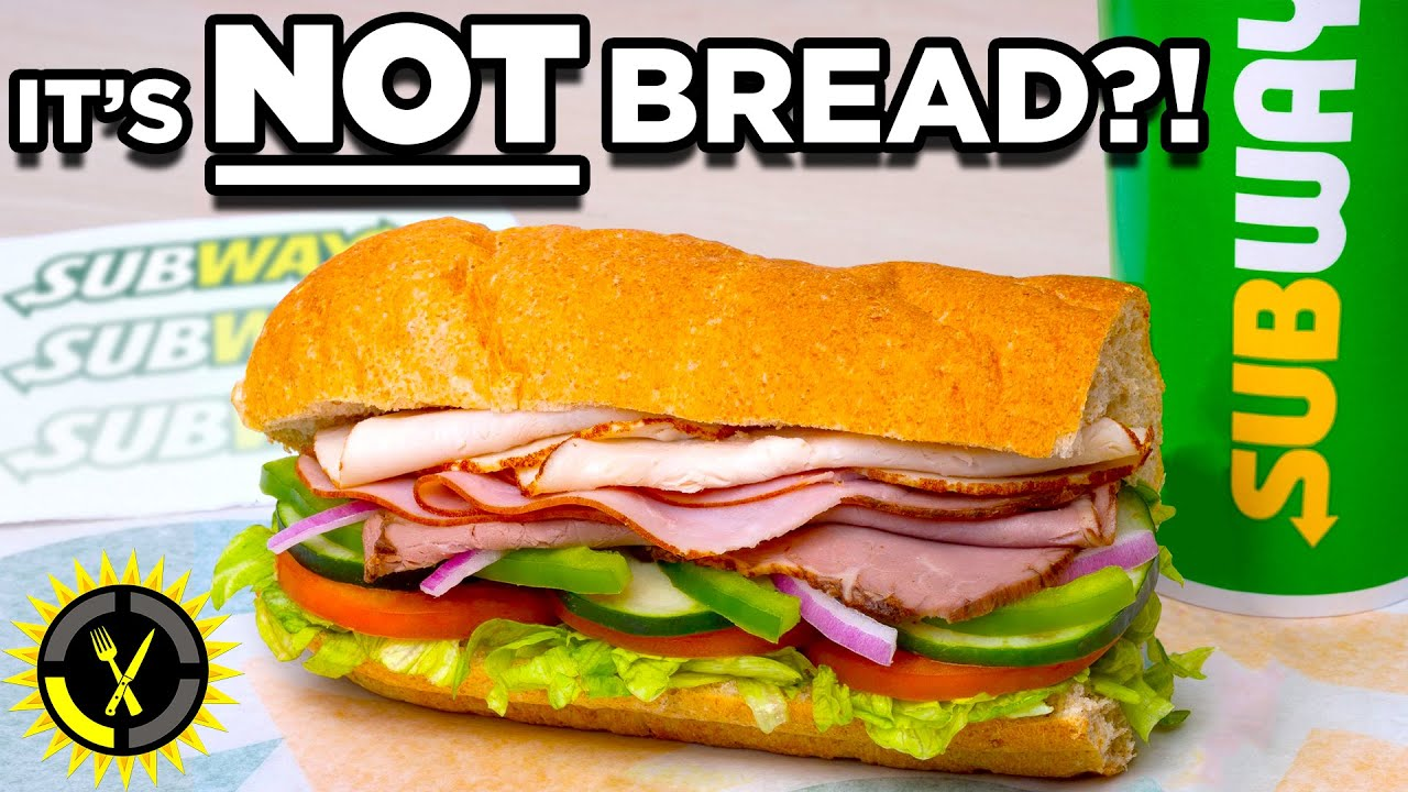 Food Theory: Is Subway Bread ACTUALLY Cake?