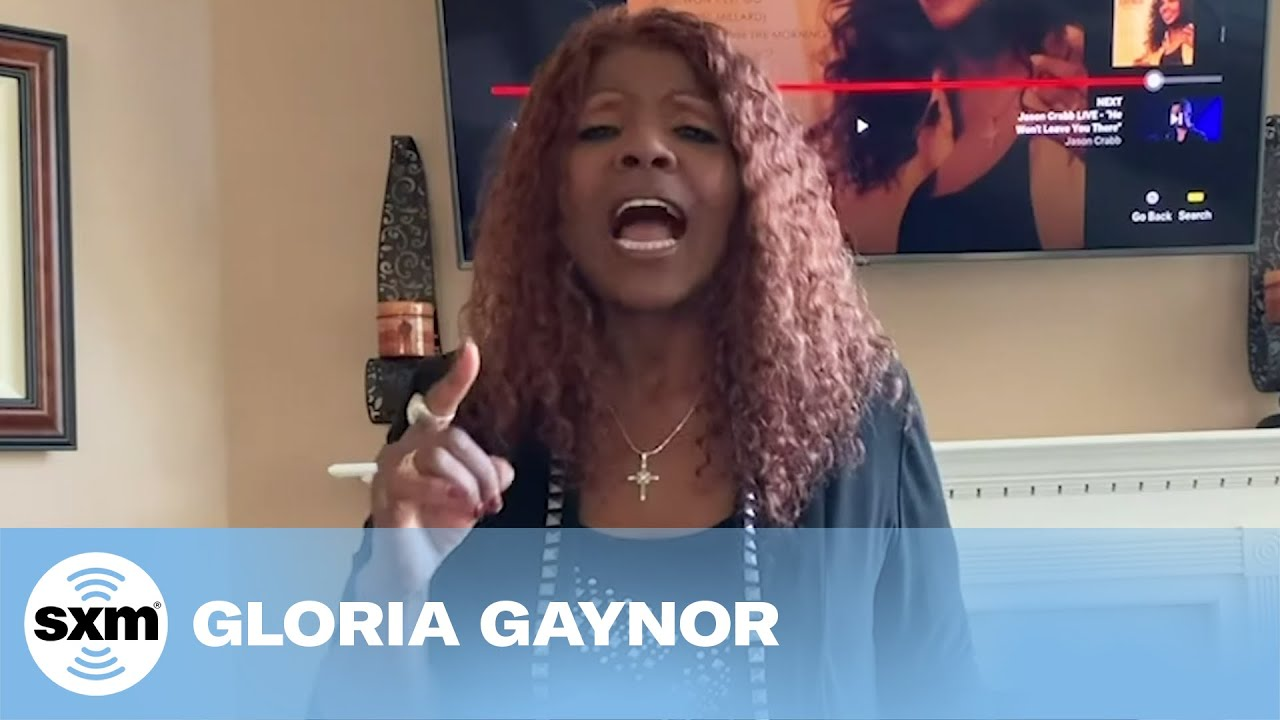 Gloria Gaynor - I Will Survive [Live for @SiriusXM]