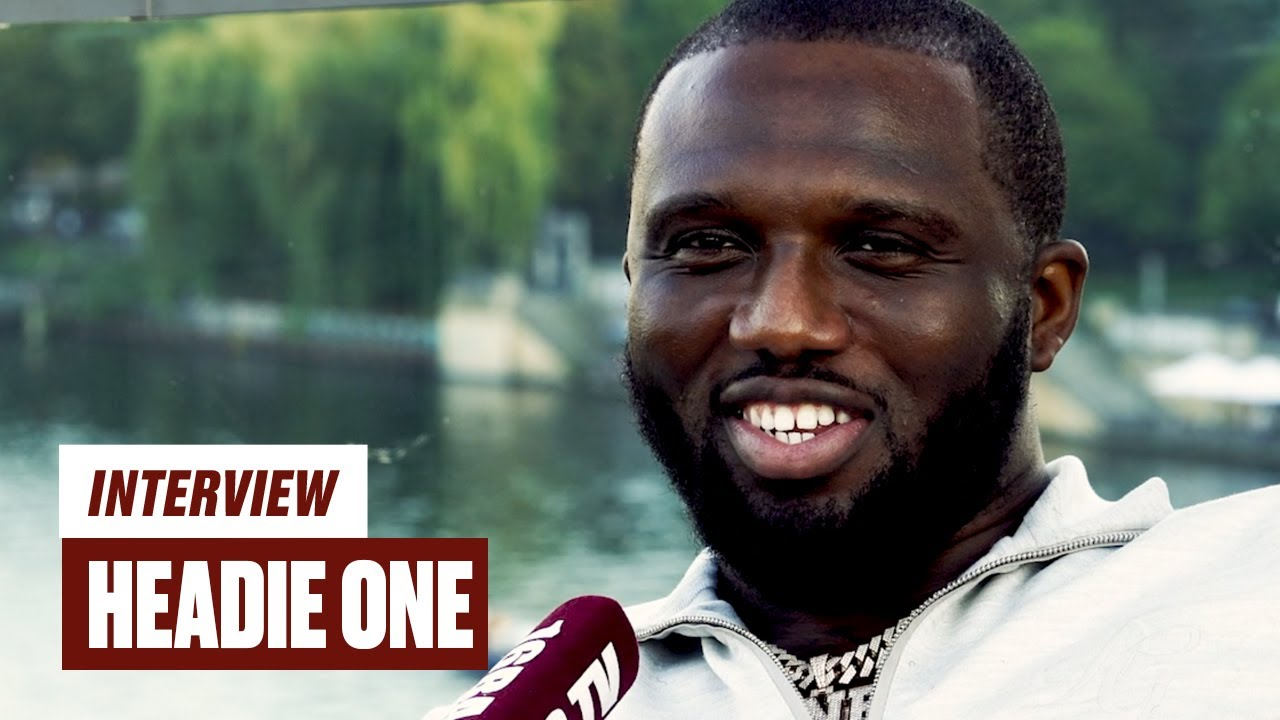 """Headie One Interview: Upcoming Album """"Edna"""", Drake Collab, Top 5 Rappers & First Lyrics 