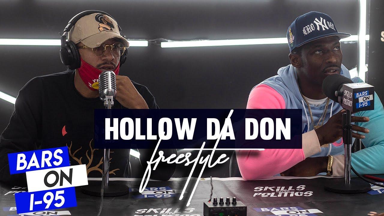 Hollow Da Don Bars On I-95 Freestyle