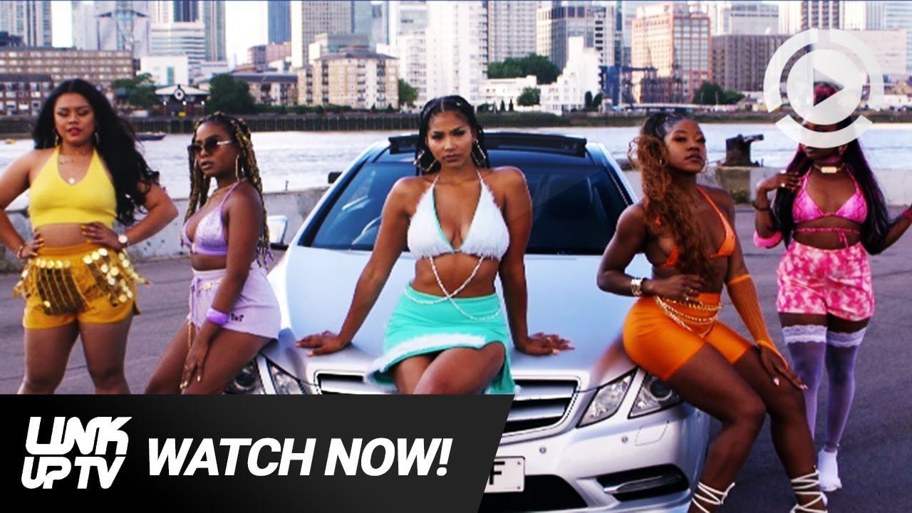 Inkra Debelle - Nah Remix Ft. New Faith [Music Video] | Link Up TV