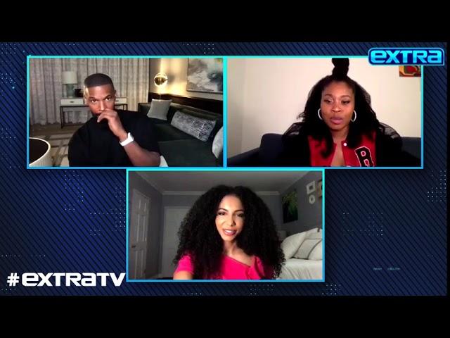 Jamie Foxx Talks About His Mike Tyson Transformation!