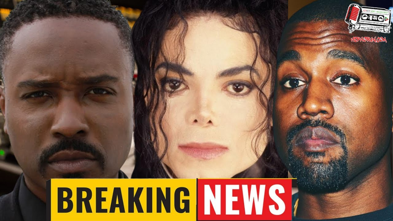 Jason Weaver Has Some STRONG Words For Kanye West For Saying White Media Destroyed Micheal Jackson!