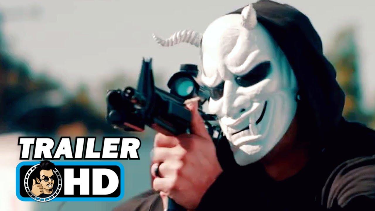 LAST THREE DAYS Trailer (2020) Sci-Fi Action Movie
