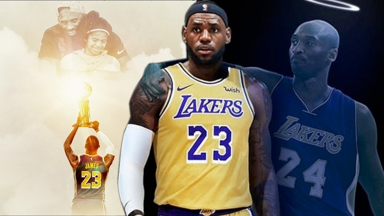 """LeBron James Honors Kobe Bryant Following Lakers' Finals Win: """"Hope I Made You Proud"""""""
