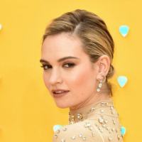 "Lily James Was ""Shocked"" After Dominic West and Catherine FitzGerald Refuted Split Rumors"