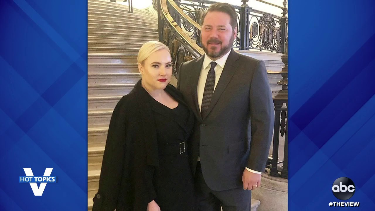 Meghan McCain Welcomes Baby Girl! | The View