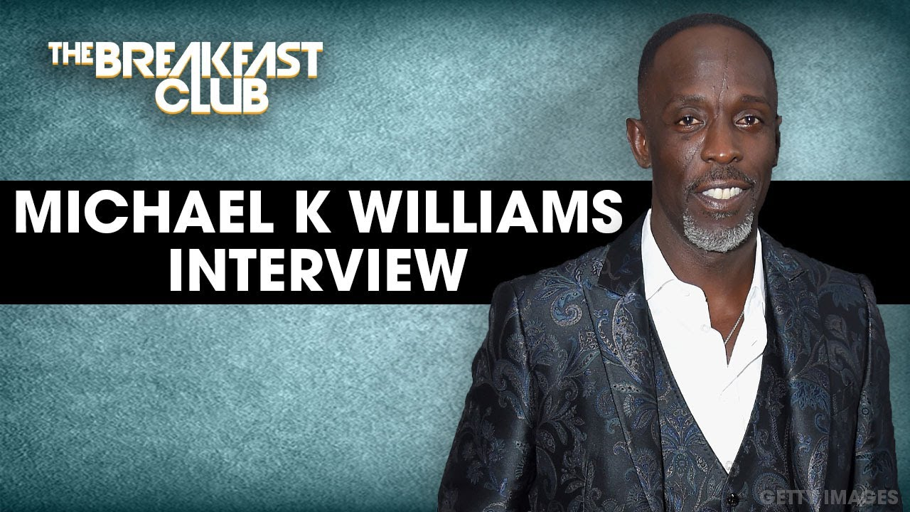Michael K Williams & Dana Rachlin On Lifting Up Impacted Communities, Demanding Police Reform + More