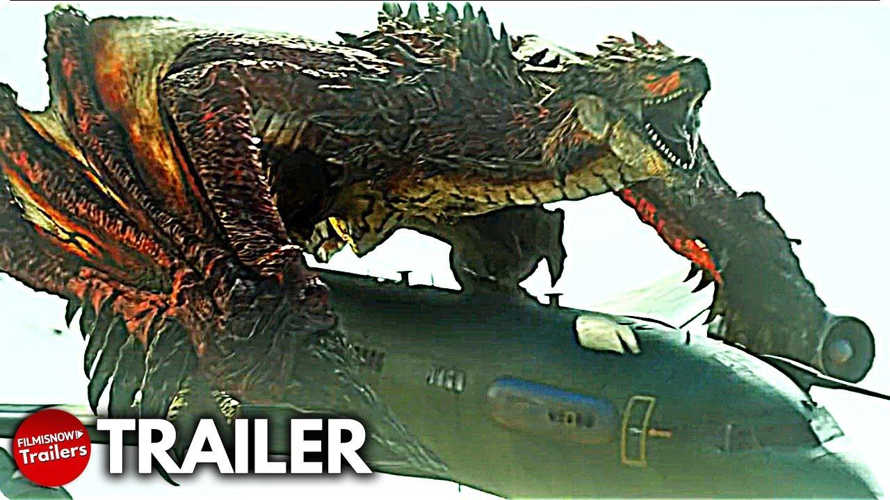 MONSTER HUNTER International Trailer (2020) Milla Jovovich, Tony Jaa Movie