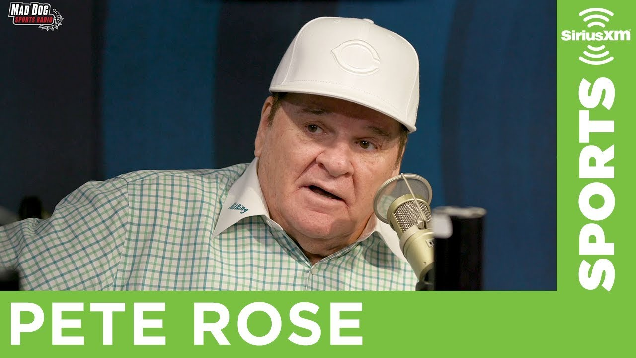 Pete Rose Reveals the Most Intelligent Player on the Big Red Machine