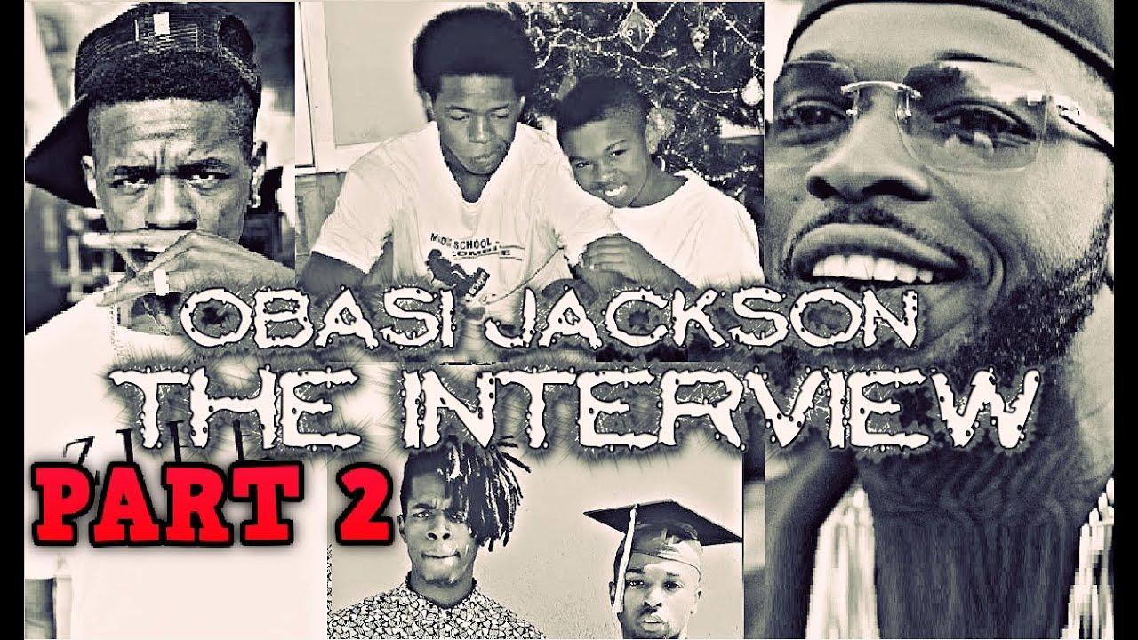 Pop Smoke Brother (Obasi Jackson) INTERVIEWS Blessone Speak on Mike Dee, Woo, Fivio   IsmokeHiphop