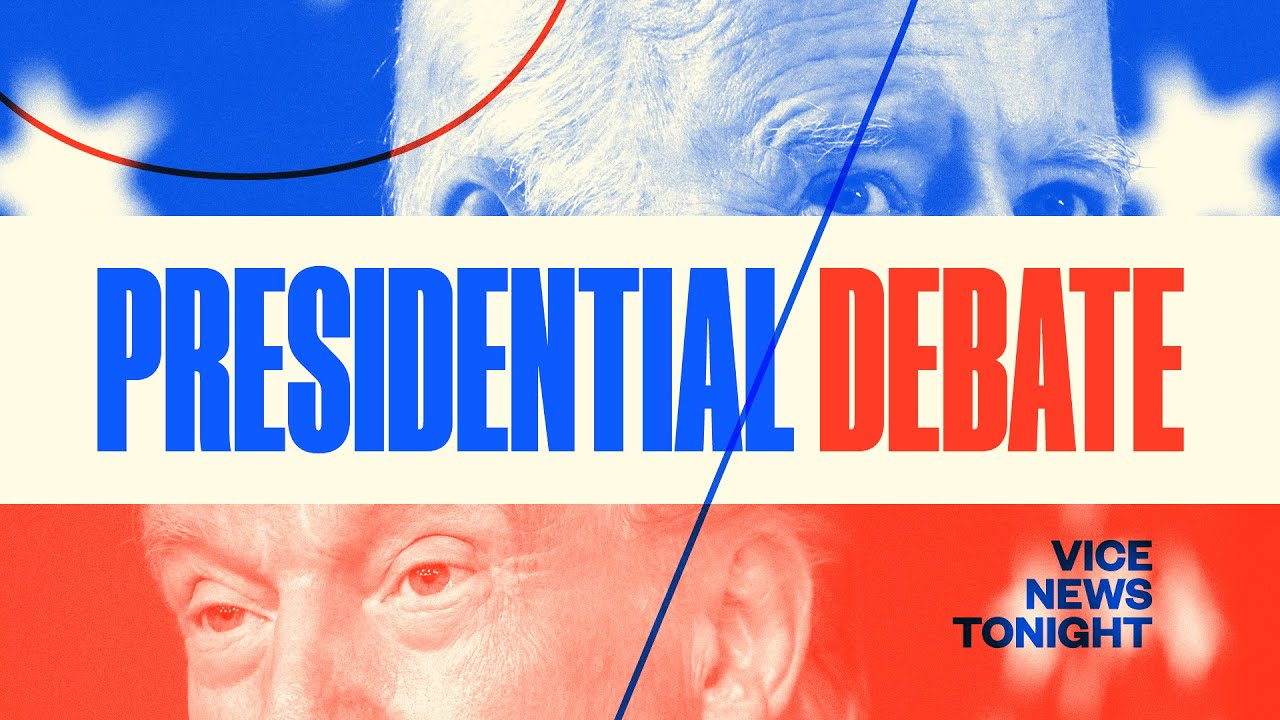 Presidential Debate 2020 Live and Aftershow: VICE News Tonight