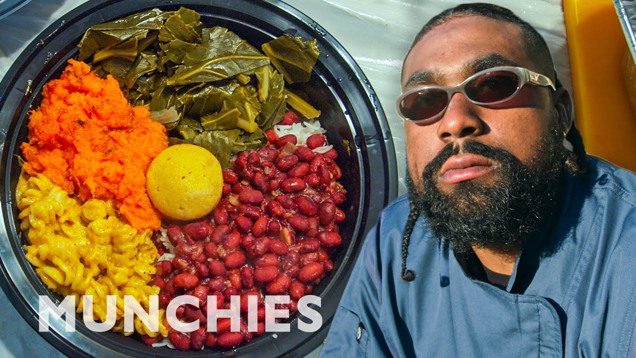 Rapper Turned Chef Is Serving Soul Food to LA