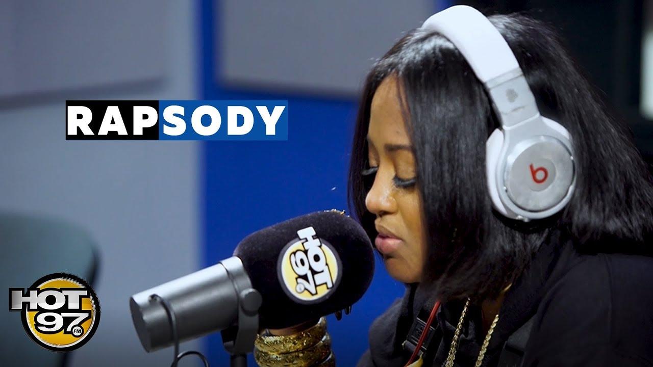 RAPSODY | FUNK FLEX | #Freestyle137