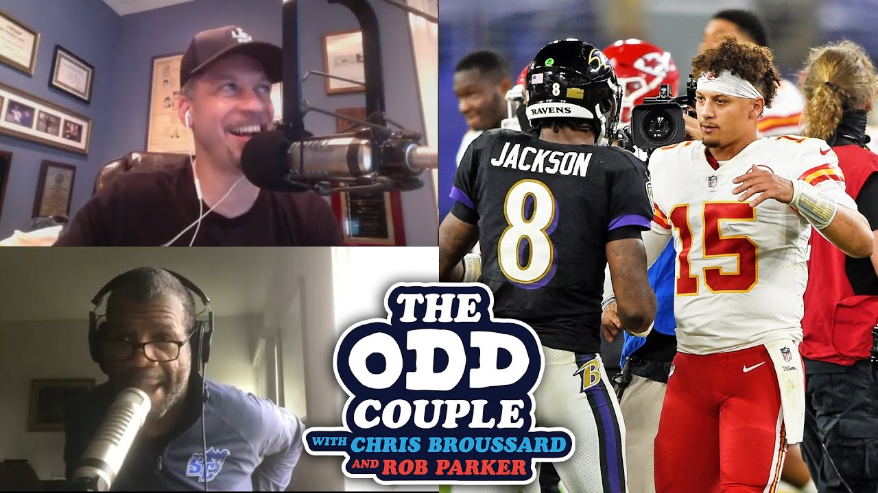 Rob Parker Rips Chris Broussard For Being Fraudulent on Chiefs VS Ravens Game